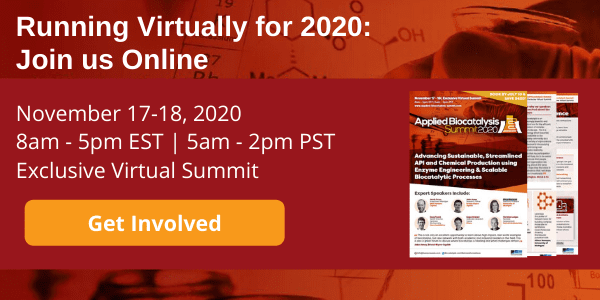 Applied Biocatalysis - Exclusive Virtual Summit