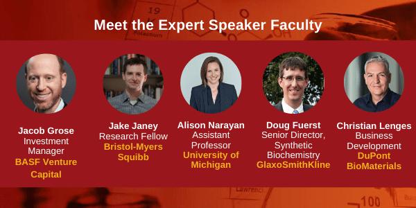 Applied Biocatalysis - Expert Speaker Faculty