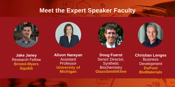 applied biocatalysis expert speaker faculty